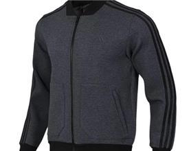 【阿迪达斯】运动夹克男18冬季新品训练外套 dt2480
